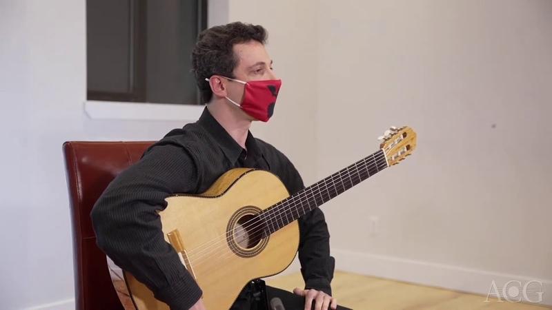 GRISHA GORYACHEV LIVE Austin classical guitar GRISHA FLAMENCO VIRTUOSO