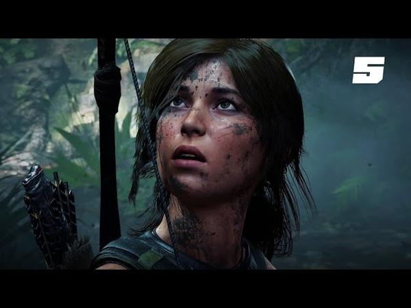 БЕССТРАШНАЯ АВАНТЮРИСТКА Прохождение Shadow of the Tomb Raider 2018 Часть 5 novikowplay