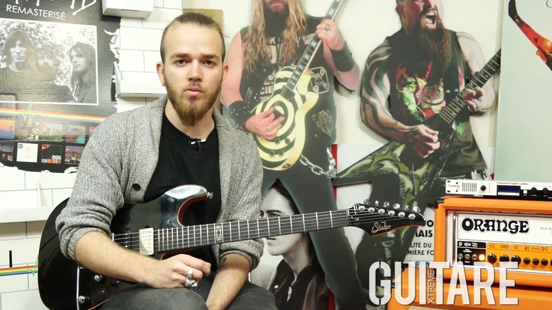 Guitare Xtreme Magazine 81 Blues Offer a facelift to your pentatonic licks Quentin Godet