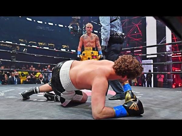 Нокаут Бен Аскрен vs Джейк Пол Уиттакер vs Гастелум ОБЗОР UFC Ночь ударки и бокса