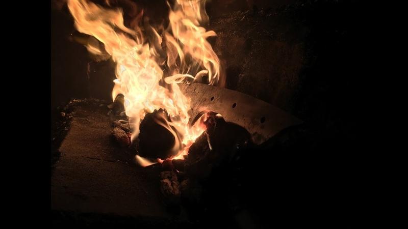 Как сделать тесак Орков Мордора How to make Orcs of Mordor blade