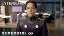 Supergirl Jesse Rath Brainy The CW