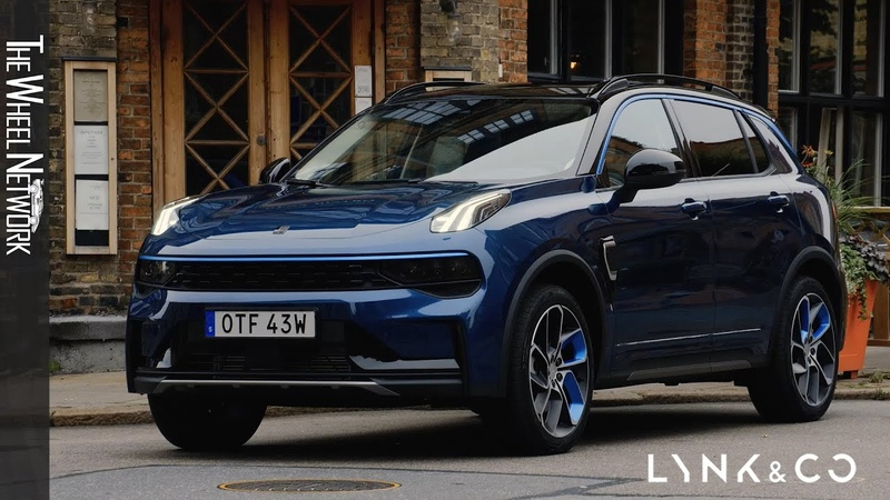 Lynk Co 01 launched in Europe