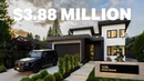 A tour of this contemporary brand-new 2020 luxury home $3.88 Million