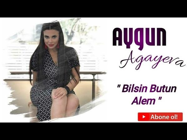 Aygun Agayeva - Bilsin Butun Alem (Official Video)