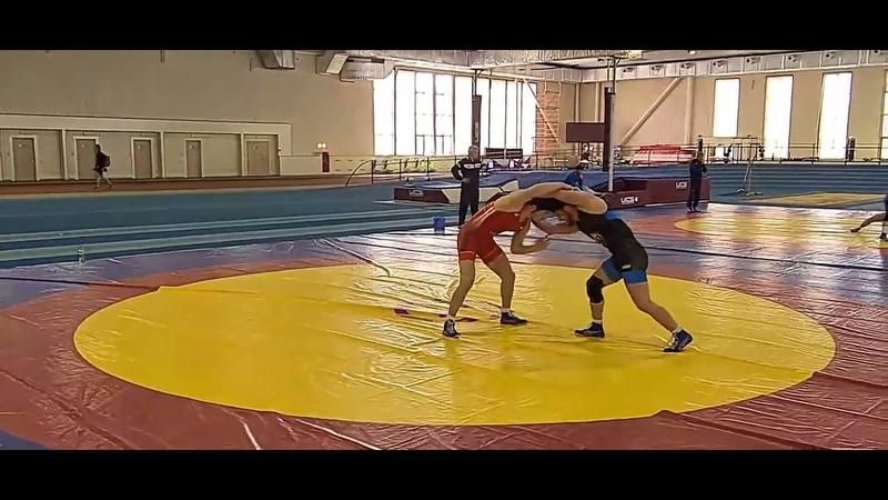 Разамбек Жамалов vs Магомедрасул Газимагомедов | Схватка на сборах