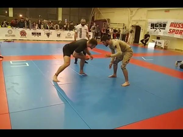 Сулейманов Ильяс vs. Давуд Магомедов RGSA ABSOLUTE 14 FINAL ROCKNROLLING 11