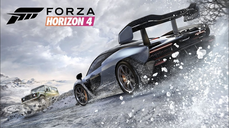 Forza Horizon 4 1440p R7 3700x GTX 1070 16GB DDR4 Windows 10