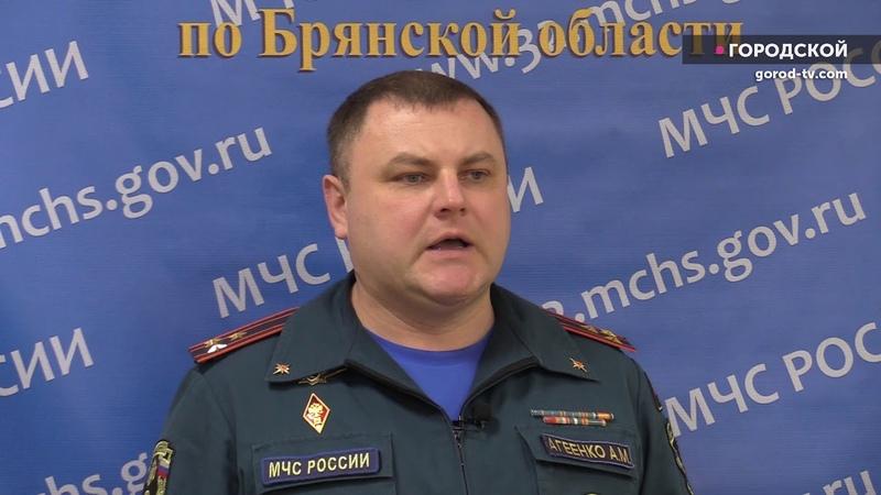 ТК Городской. Мать и ребёнок погибли при пожаре в Брасовском районе