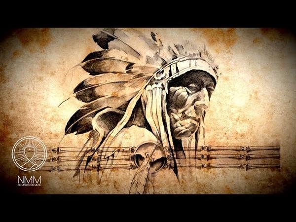 Native Flute Music 🔥 LOWER Shamanic Flute tones 🔥 Spirit Flute music for deep healing