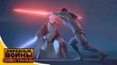 Звёздные войны Повстанцы - Солнца-близнецы - Star Wars Сезон 3, Серия 20 Мультфильм Disney