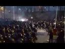 ЖЕСТОКАЯ ДРАКА БУРКУТА И МИРНЫХ ДЕМОНСТРАНТОВ. Евромайдан 30 11 2013