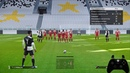 PES - eFootball PES 2020 Штрафной удар наклбол free kick knuckleball.