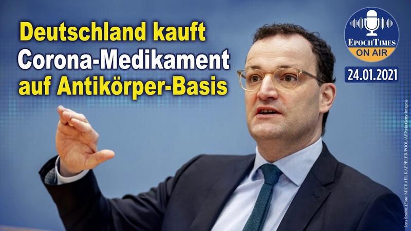 Deutschland kauft 𝐂𝐨𝐫𝐨𝐧𝐚-𝐌𝐞𝐝𝐢𝐤𝐚𝐦𝐞𝐧𝐭 𝐚𝐮𝐟 𝐀𝐧𝐭𝐢𝐤ö𝐫11