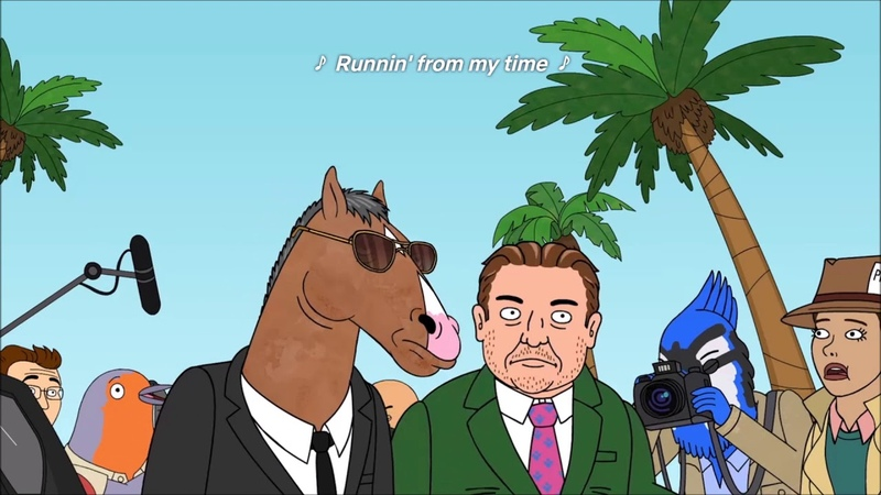 BoJack Horseman S6E16 Opening Why The Long Face