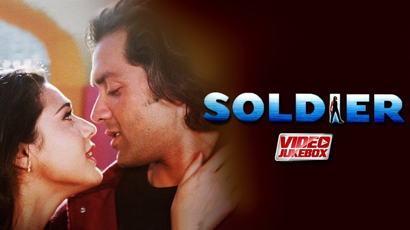Soldier - Video Jukebox | Bobby Deol | Preity Zinta | 90s Hindi Romantic Songs | Tips Official