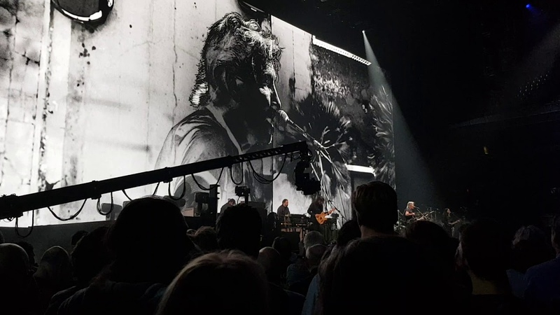 Roger Waters - If i had been God Live Us and Them tour Ziggo Dome 2018 Amsterdam Holland