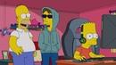 Симпсоны Кибер спорт или Барт геймер full series