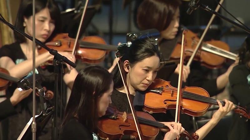 Miku Symphony 2017 Future Overture 未来序曲 Full version Live