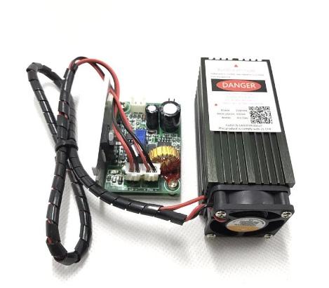 Лазерный модуль для резки и гравировки