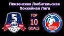 Top 10 Goals - ПЛХЛ сезона 2018-2019