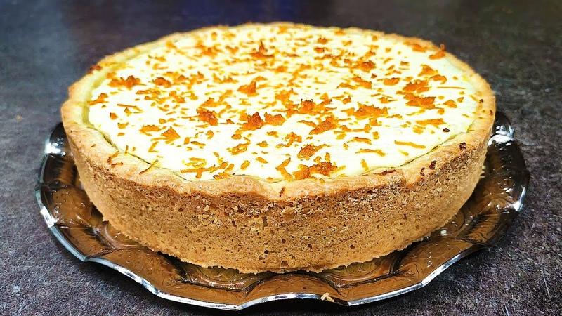 И торта НЕ НАДО Ешь ЕГО и плачешь от ВОСТОРГА Нашла самый вкусный рецепт Творожного ПИРОГА