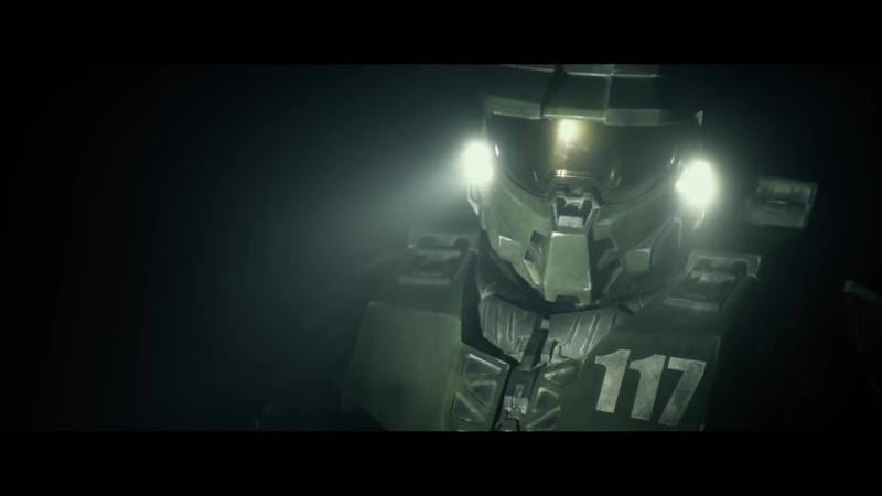 ЗАРУБЕЖНЫЙ ЗВЕРИНЫЙ БОЕВИК КОСМОДЕСАНТ ФАНТАСТИКА Halo 4 Идущий к рассвету Боевик