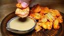 Пикантные ЖАРЕНЫЕ КРЕВЕТКИ с чесноком Как приготовить ЖАРЕНЫЕ КРЕВЕТКИ Отличная закуска К ПИВУ