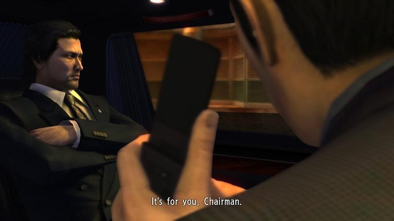 Yakuza 3Remastered - Возвращение Казуми Кирю(Без Комментарий)