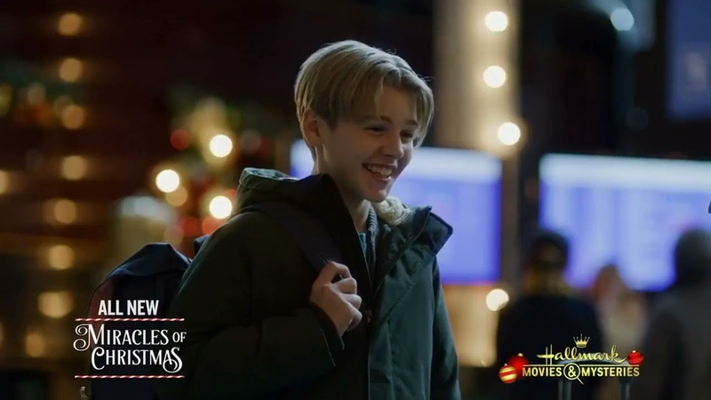 Time for You to Come Home for Christmas 2021 Hallmark Movie