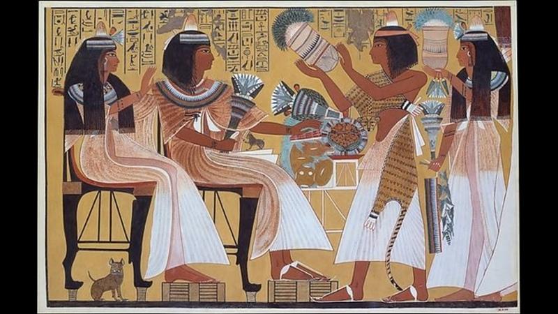3 Новый рассвет BBC Сокровища Древнего Египта 2014