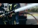 Пожарные двигали электровоз трактором Беларусь