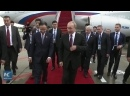 Russian President Putin arrives in Xiamen for BRICS Summit