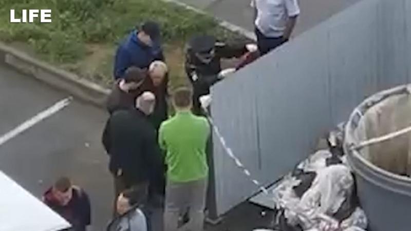 Расчленённое тело женщины обнаружили в Томске