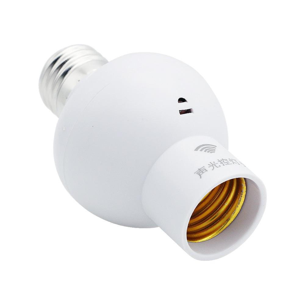 Датчик звука для ламп с цоколем Е27 -