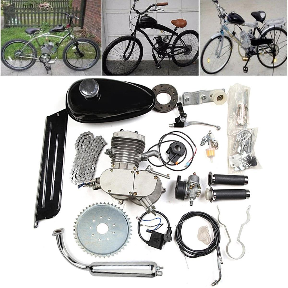 Бензиновый комплект двигателя для велосипеда -