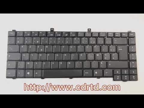 France Keyboard For Acer Aspire 3030 3100 3600 3690 5030 5100 5112 9110 K032102B1 FR PK13ZYU1300