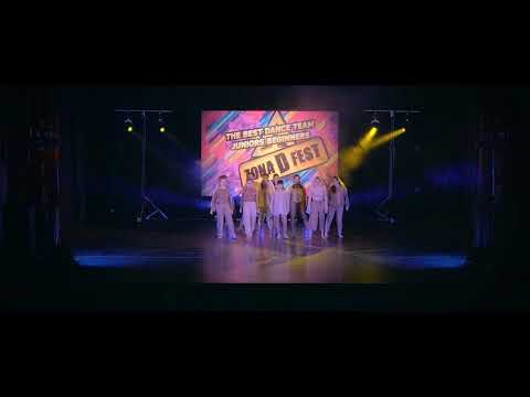 The Best Dance Team Juniors Beginners UDK Teenz March2020
