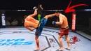 ЗРЕЛИЩНО ДЕРУСЬ против ДАГЕСТАНЦА в КИБЕРСПОРТИНОЙ ЛИГЕ UFC 4