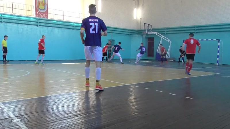 ФК Анненки ФК Магна 1 тайм
