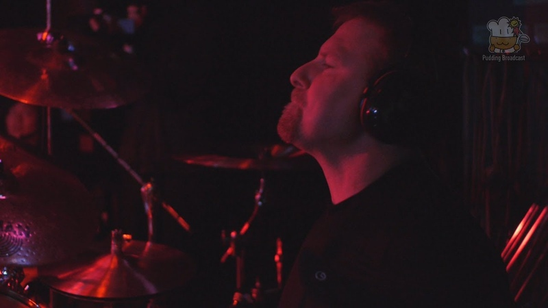 Sean Reinerts Drum CamLast Live with Cynic playing Veil of Maya