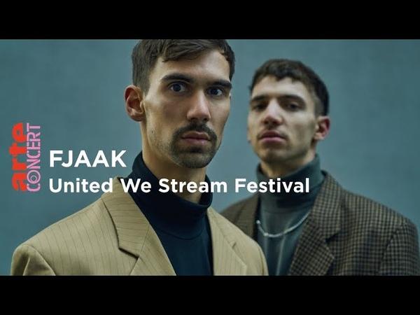 AIAIAIMUSIC FJAAK DJ Set @ Flughafen Berlin Tempelhof United We Stream Festival ARTE Concert