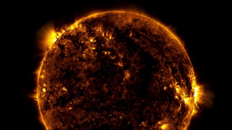 Giant Solar Tornado at the Sun Unleashed an Impressive Coronal Mass Ejection Into Space