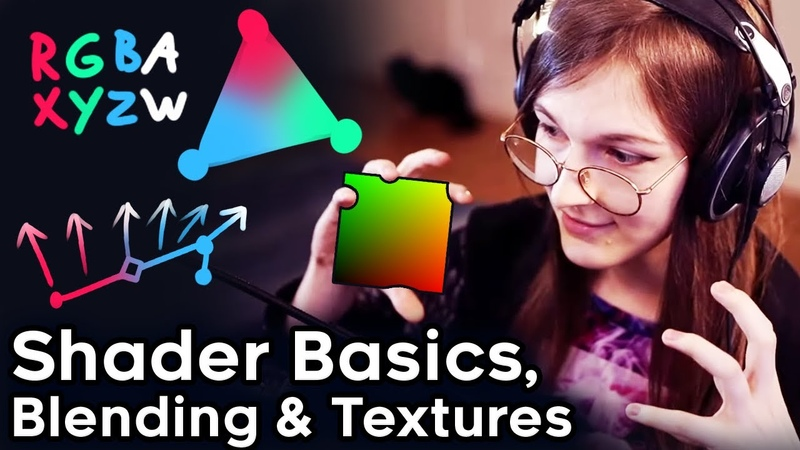 Shader Basics Blending Textures Shaders for Game Devs Part 1