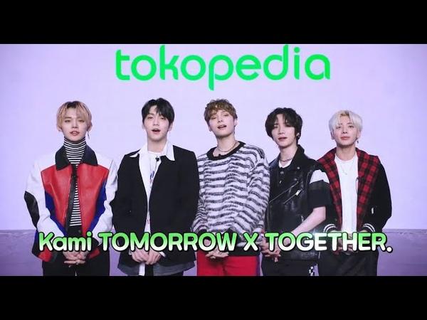 Tokopedia x TomorrowXTogether Tunggu Mereka di TokopediaWIB TV Show 25 Maret 2021!