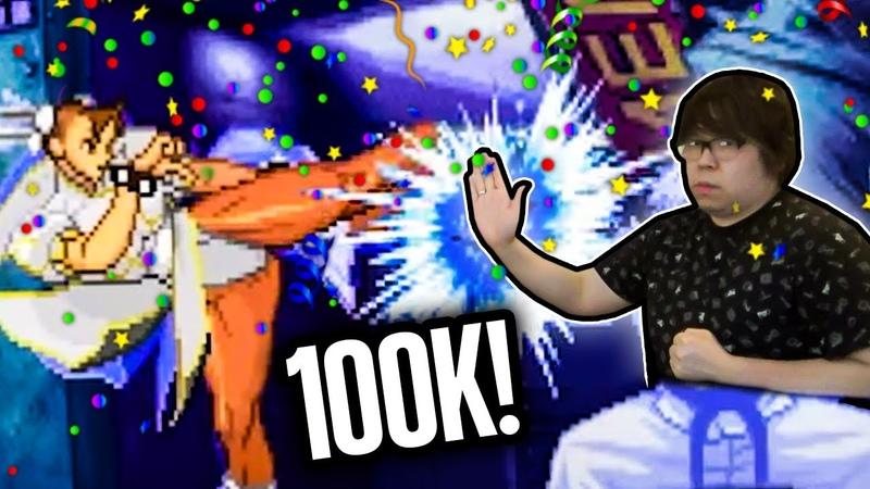100K SUB SPECIAL I LEARN TO DAIGO PARRY