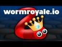 Worm Royale io. Battle Royale. Слизарио io. Игра змейка.