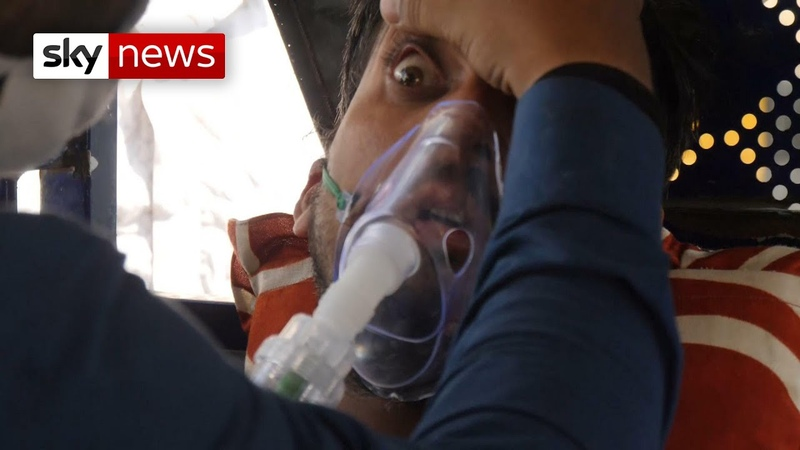 COVID 19 India's oxygen shortage leaves people begging for air