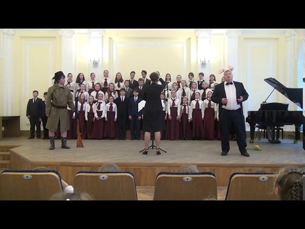 М. Дунаевский, пер. Л. Накорякова. Опера Пиф-паф, ой-ой-ой