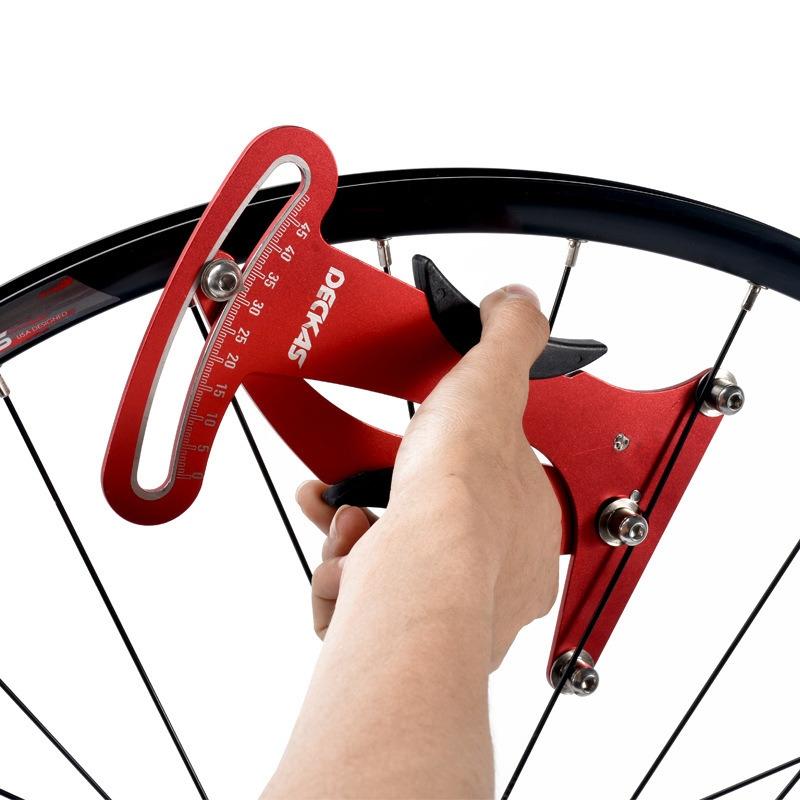 Измеритель натяжения спиц велосепеда -